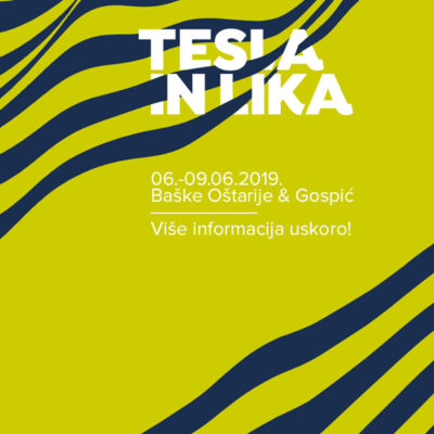 THE FIRST TESLA TRAIL  2019  – Baške Oštarije